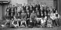 Queensland State Archives 3869 Party from Nambour Rural School on a visit to the Department of Agriculture and Stock August 1933.png