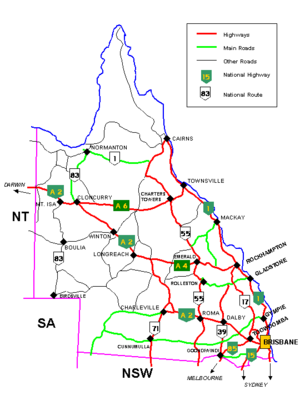 Queenslandroads
