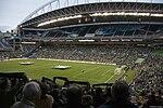 Qwest Seattle Sounders pregame.jpg