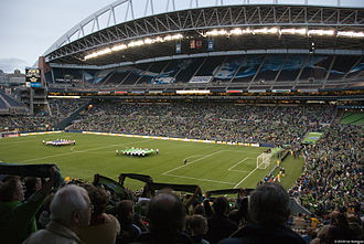 Pacific Northwest - CenturyLink Field, home of Seattle Seahawks and Sounders FC
