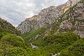 Río Moraca, norte de Podgorica, Montenegro, 2014-04-14, DD 13.JPG