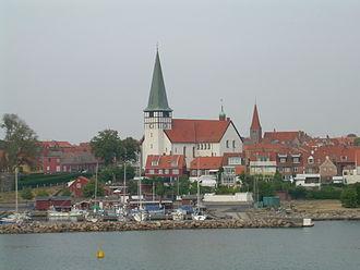 Bornholm - Rønne, Bornholm.