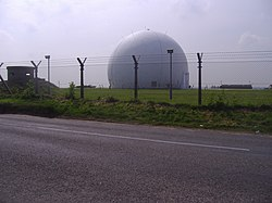 RAF Trimingham 3rd May 2008.JPG