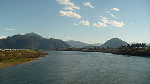 Aysén River - Image: R Aysen