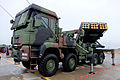 ROCA Thunderbolt 2000 Multiple Launch Rocket System Display at Hsinchu Air Force Base 20151121a.jpg