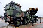 ROCA Thunderbolt 2000 Multiple Launch Rocket System Display at Hsinchu Air Force Base 20151121a.jpg