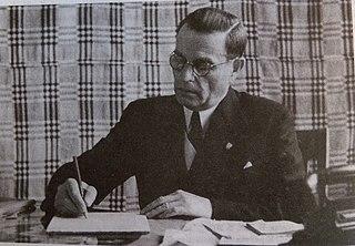 Radasłaŭ Astroŭski Belarusian politician