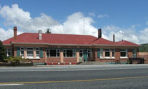 Raes Junction - Raes Junction Hotel.