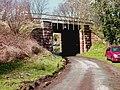 Railway bridge over Sweeney Lane - geograph.org.uk - 149939.jpg