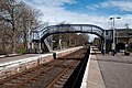 Railway station at Tain (geograph 3482425).jpg