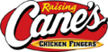 Raising Cane's Chicken Fingers logo.png