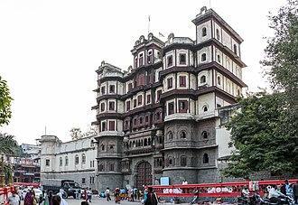 Rajwada - Rajwada Palace, Indore