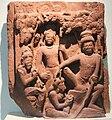 Rama redeeming Ahalya, Gupta artefacts 05, National Museum, New Delhi.jpg