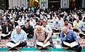 Ramadan 1439 AH, Qur'an reading at Goharshad Mosque, Mashhad - 29 May 2018 03.jpg