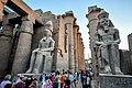 Ramses II and The Colonnade of Amenophis III (14259621702).jpg