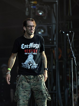 Lamb of God (band) - Randy Blythe (2013)