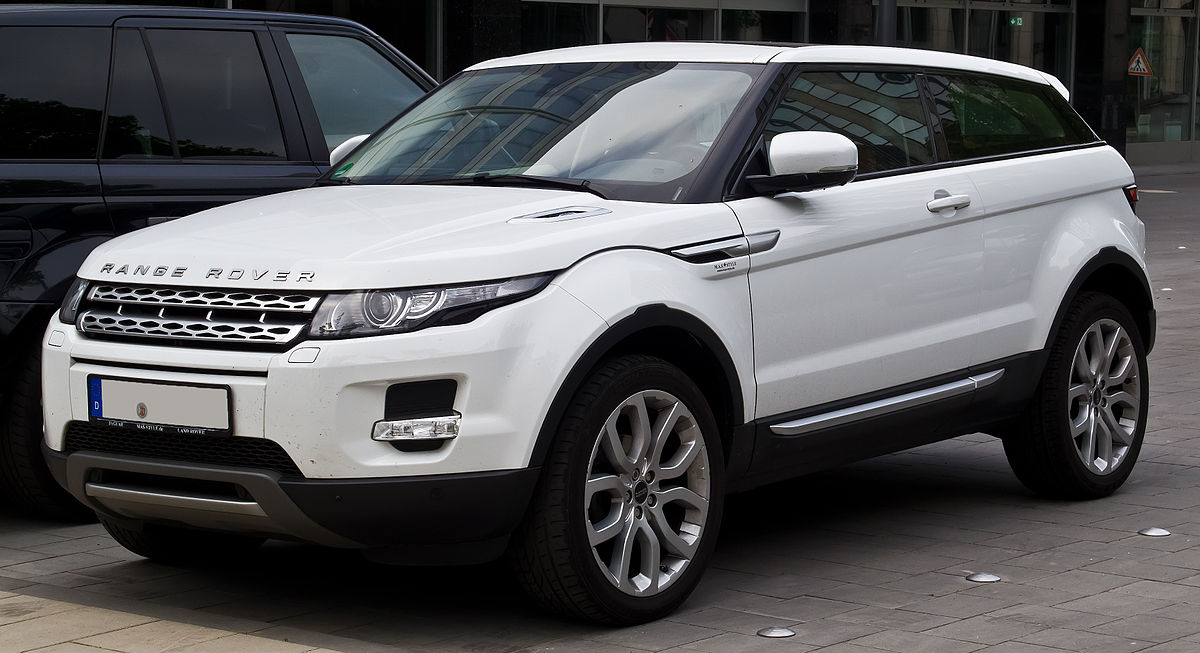 Cars For Sale Range Rover Evoque