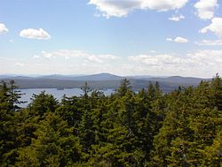 Rangeley, Maine.