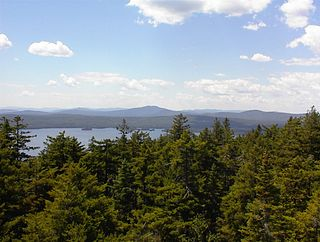 Rangeley, Maine Town in Maine, United States