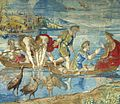 Raphael, The Miraculous Draught of Fishes. Vatican Museums.jpg
