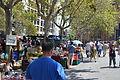 Rastro en la Plaça de Lluís Casanova, Valencia 08.JPG