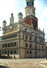 Townhall in Poznan
