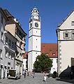 Ravensburg Blaserturm von Bachstraße.jpg