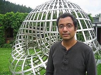 Ravi Vakil - Ravi Vakil in 2008 (photo from MFO)