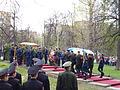 Reburial of Nicholas Nikolaievich in Memorial park 03.JPG