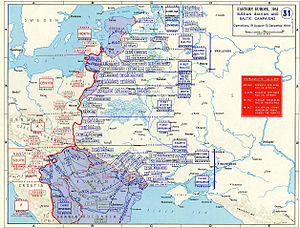 Baltic Offensive - Soviet Operations, 19 August-31 December 1944