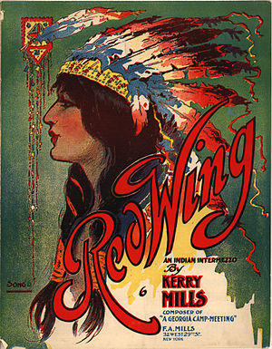 Kerry Mills - 1907 sheet music