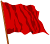 Red flag II.svg