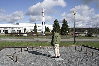 Redu - The Euro Space Center.