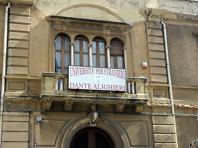 Reggio Calabria-Università per Stranieri