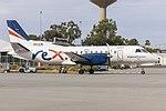 Regional Express (VH-ZJS) Saab 340B at Wagga Wagga Airport.jpg