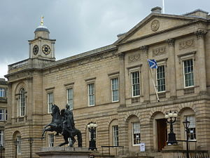 National Archives of Scotland - General Register House