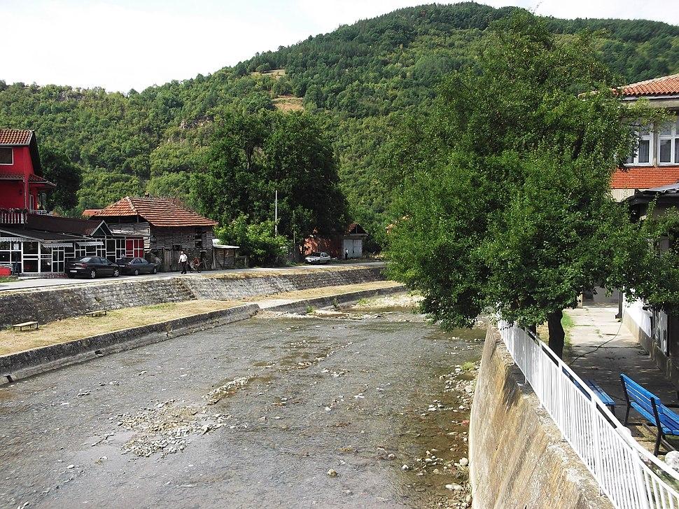 Reka pčinja