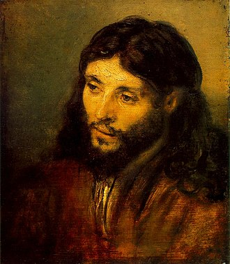 Jesus in the Talmud - Depiction of Jesus as a young Jew by Rembrandt