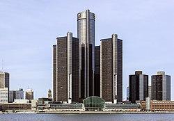 1977 : Detroit's Renaissance Center Opens