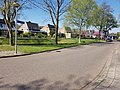 Rensselaerstraat, hoek met Hoogstraat, straat in Nijkerk.jpg