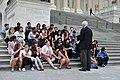 Rep. Miller meets with Stewart School Students (7315288078).jpg