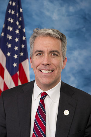 Joe Walsh (Illinois politician) - Official congress portrait, 2011
