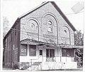 Reproduction of a photograph of Naylor's Theatre, Main Street, Deseronto, Ontario. c.1960s. (3701985165).jpg