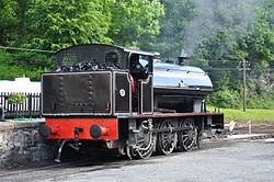 Repulse at Haverthwaite railway station (6548).jpg