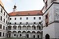 Residenzstraße A 2, Innenhof des Schlosses Neuburg an der Donau 20170830 005.jpg