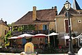 Restaurant l'Envie des Mets at St. Pompon Dordogne - panoramio.jpg