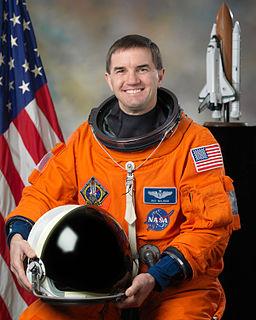 Rex J. Walheim United States Air Force officer, engineer and a NASA astronaut.