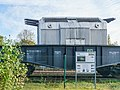 Rheinsberg Transportwagen abgebrannte Brennelemente-01.jpg