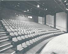 Rhoda McGaw Auditorium reen 1975.jpg