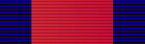 George Mitchell (New Zealand politician) - Image: Ribbon Distinguished Service Order
